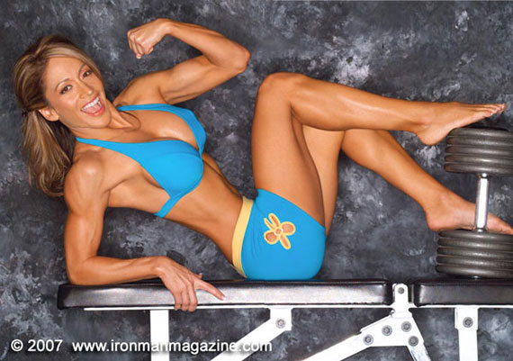 Female Fitness Figure And Bodybuilder Competitors May 2007