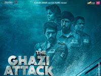 Download Film The Ghazi Attack (2017) Subtitle Indonesia HD