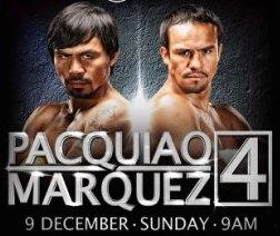 Pacquiao- Marquez 4