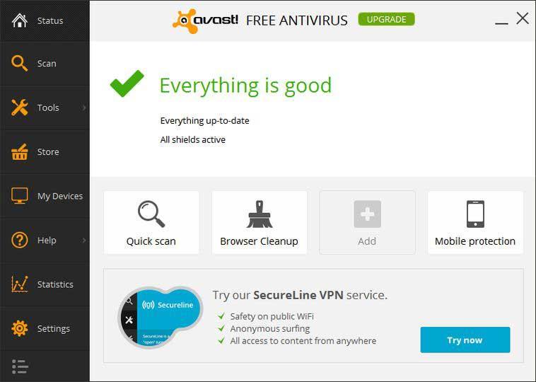 avast antivirus chip download