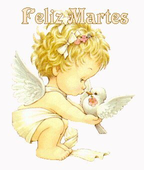 imagenes de feliz martes angelito
