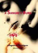 A Sangre Y Buril - (Poesía)- Ángeles Charlyne- Editorial Autores