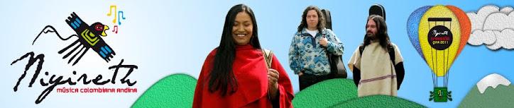Niyireth Alarcón - Música Andina Colombiana-