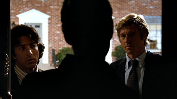 All the President's Men, Gordon Willis Cinematography