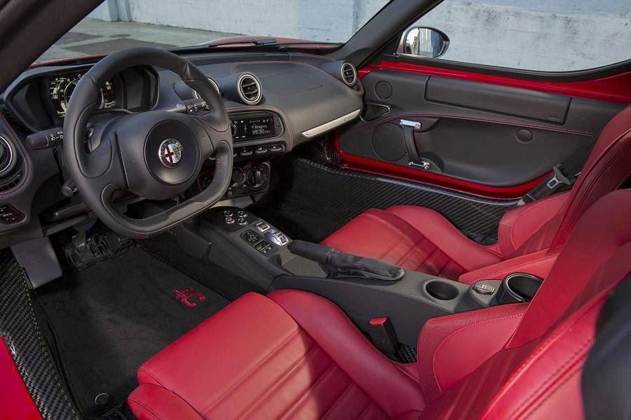 North American Spec Alfa Romeo 4c Autoesque
