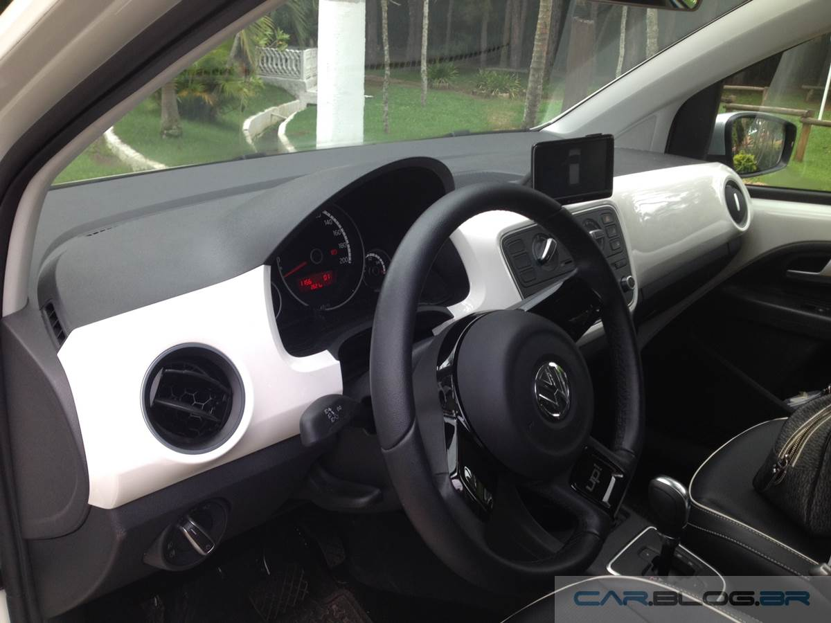 VW Up! automatizado