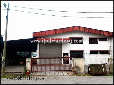IPOH FACTORY FOR RENT (I00138)