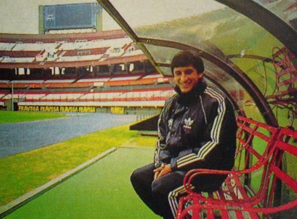 Ramón Díaz, River, River Plate, Director Tecnico, 1995, noventas, 90s, 90's,