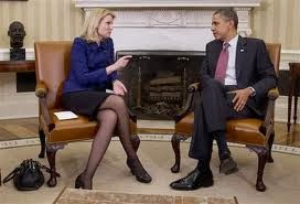 Bam Has Chatted Up PM Helle Thorning-Schmidt Before