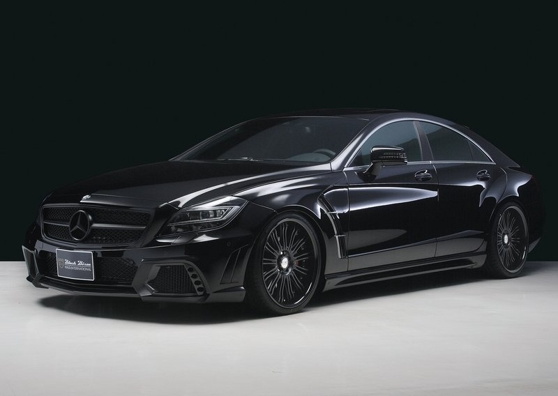 Mercedes Benz C218 CLS Class Sports Line Black Bison Edition (2012)