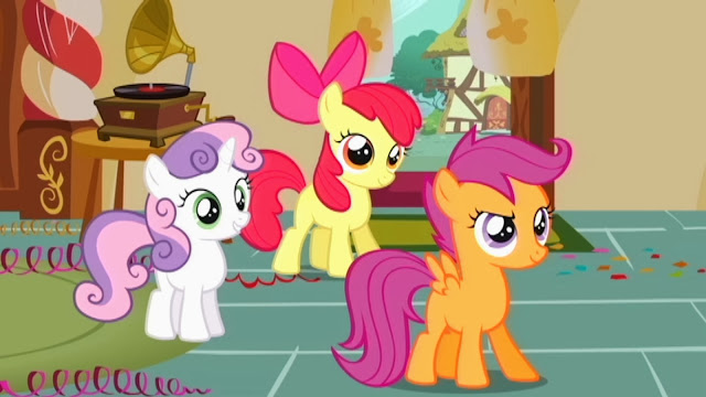 My Little Pony: Call of the Cutie