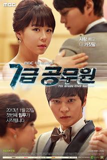 poster Nhân Viên Công Vụ Cấp 7 - Drama