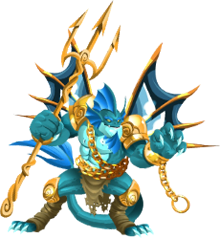 imagen del lord of the atlantis de monster legends