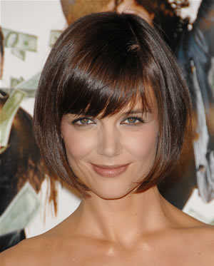 Beautiful Katie Holmes Short