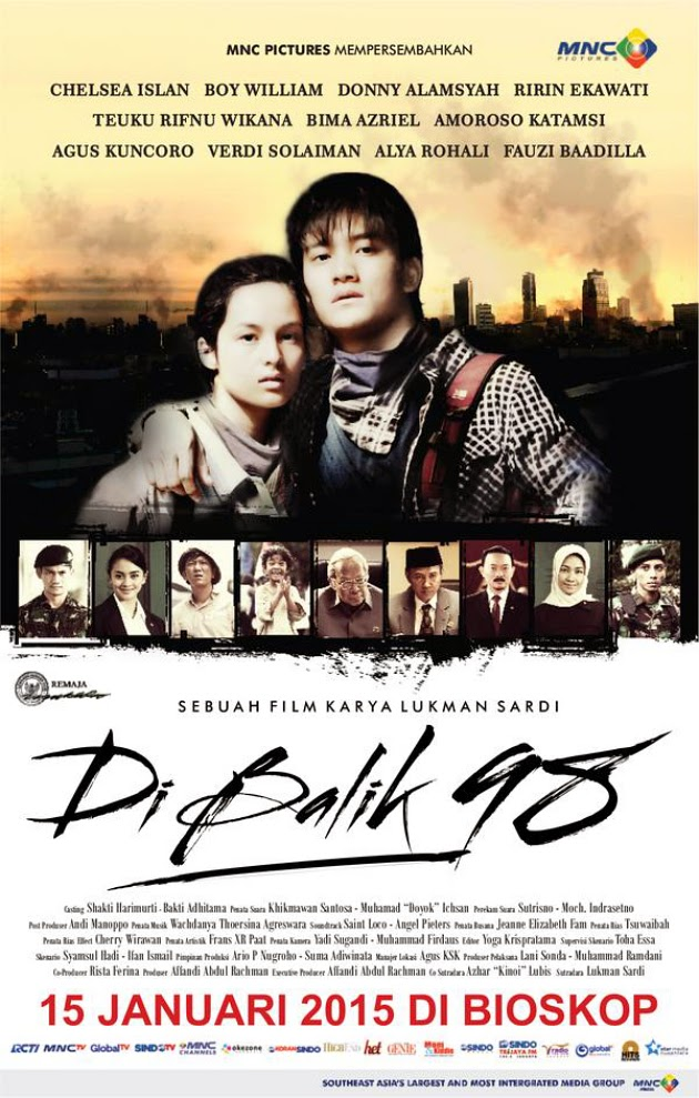 Review Film Dibalik 98 Drama Indo 2015