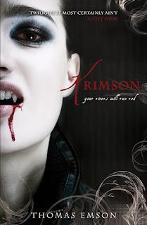 Thomas Emson, Vampire Babylon Vampire Trinity, Vampire novels, Vampire books, Vampire Narrative, Gothic fiction, Gothic novels, Dark fiction, Dark novels, Horror fiction, Horror novels