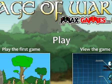 war of ages flash game