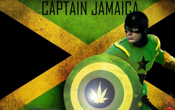 meme Capitão Jamaica