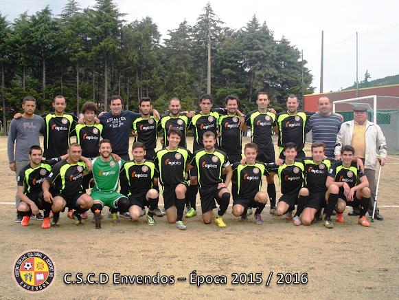 Plantel Época 2015 / 2016