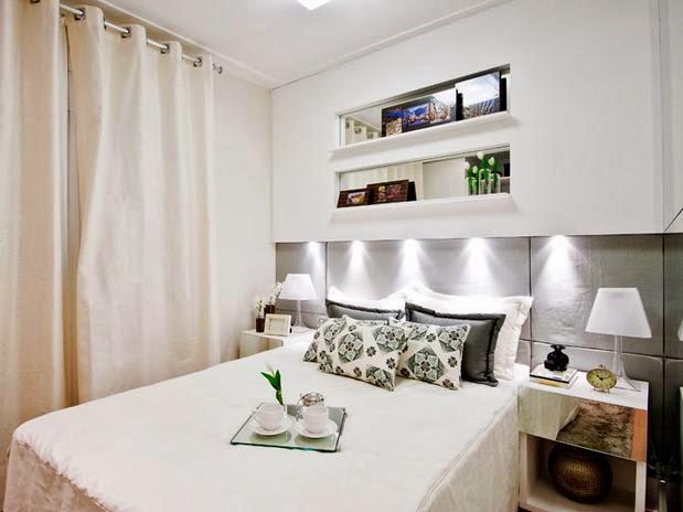 Decoraci n de dormitorios peque os imagui - Decoracion de dormitorios pequenos ...