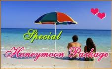 Beach Honeymoon Package