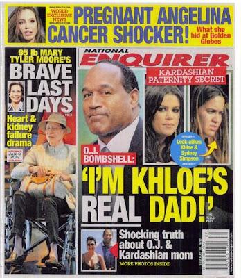 OJ is Khloe Kardashian's father