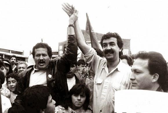 *Foto tomada de Foto tomada de Las2Orillas Cuando las Farc intentaron hacer política hace 29 años