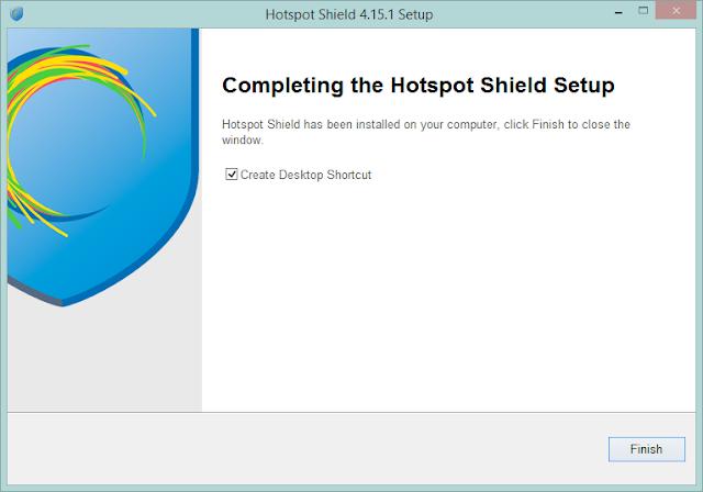 delete hotspot shield account