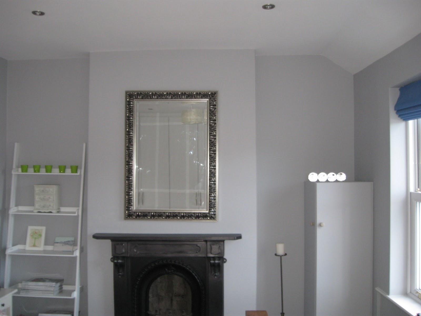 Wall mirror living room diy mirror wall hi sugarplum for B q living room mirrors