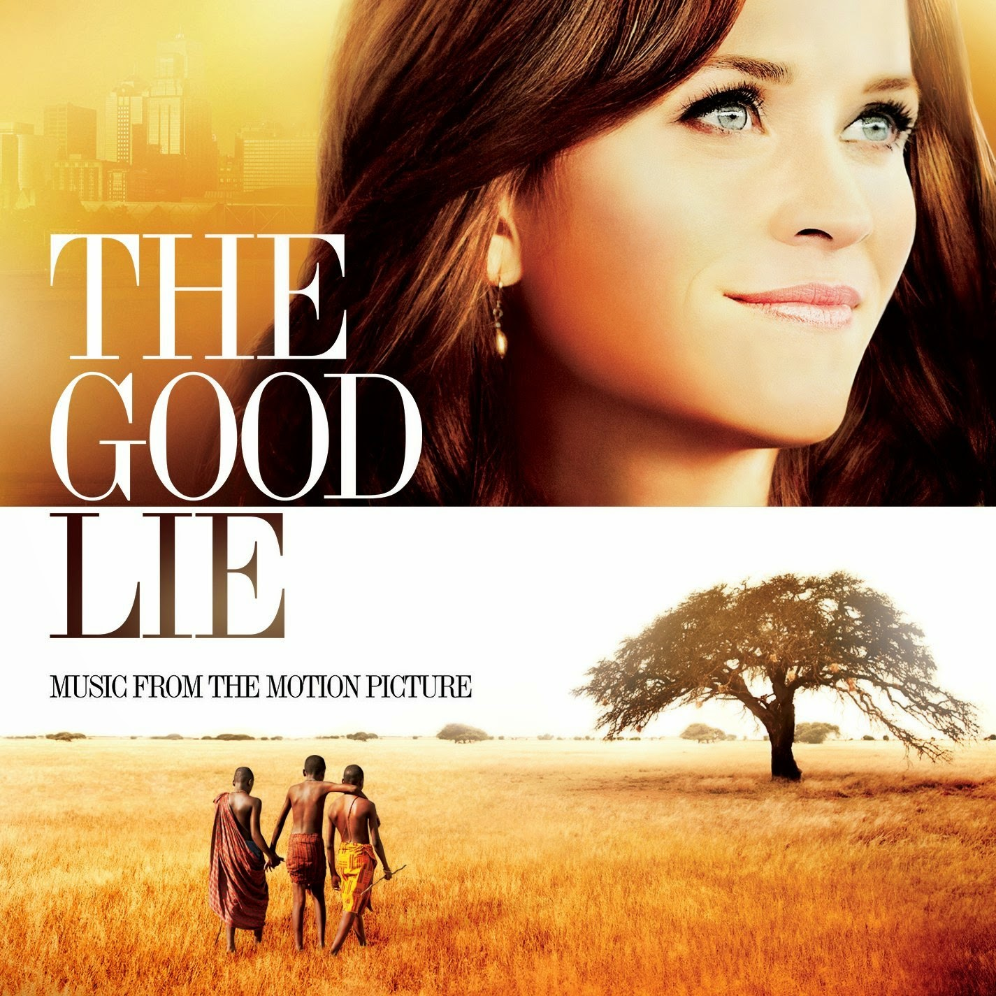 The Good Lie (2014) Poster