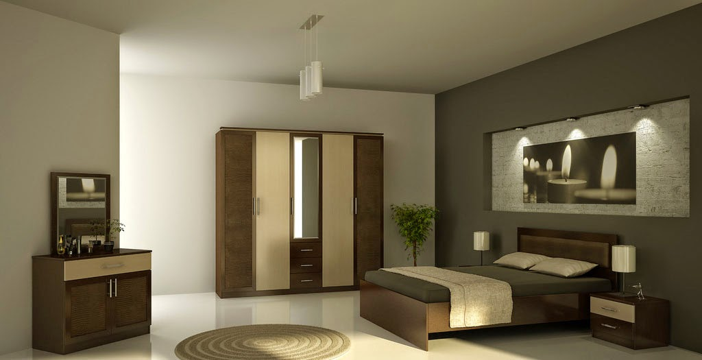 D coration et bricolage design chambre coucher moderne for Bedroom design gallery