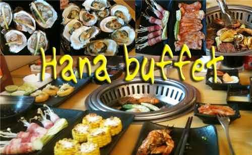 Nhà hàng Hana Buffet - Đặc sắc buffet BBQ và lẩu ngon, địa điểm ăn uống 365