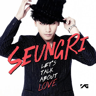 SeungRi (승리) - Let's Talk About Love (2nd Mini Album)