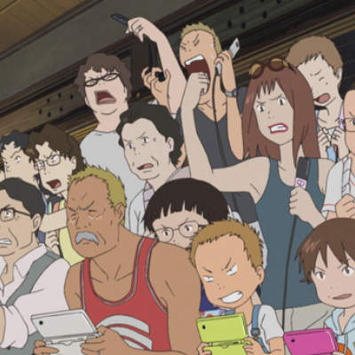 Japanese family Summer Wars