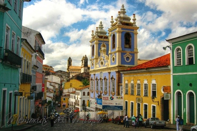 Que ver en el Pelourinho Salvador de Bahia