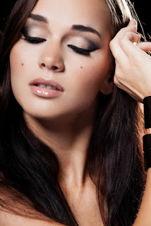 Tages-Make-up schminken