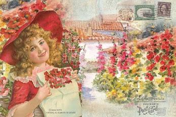 Vintage Children Postcards