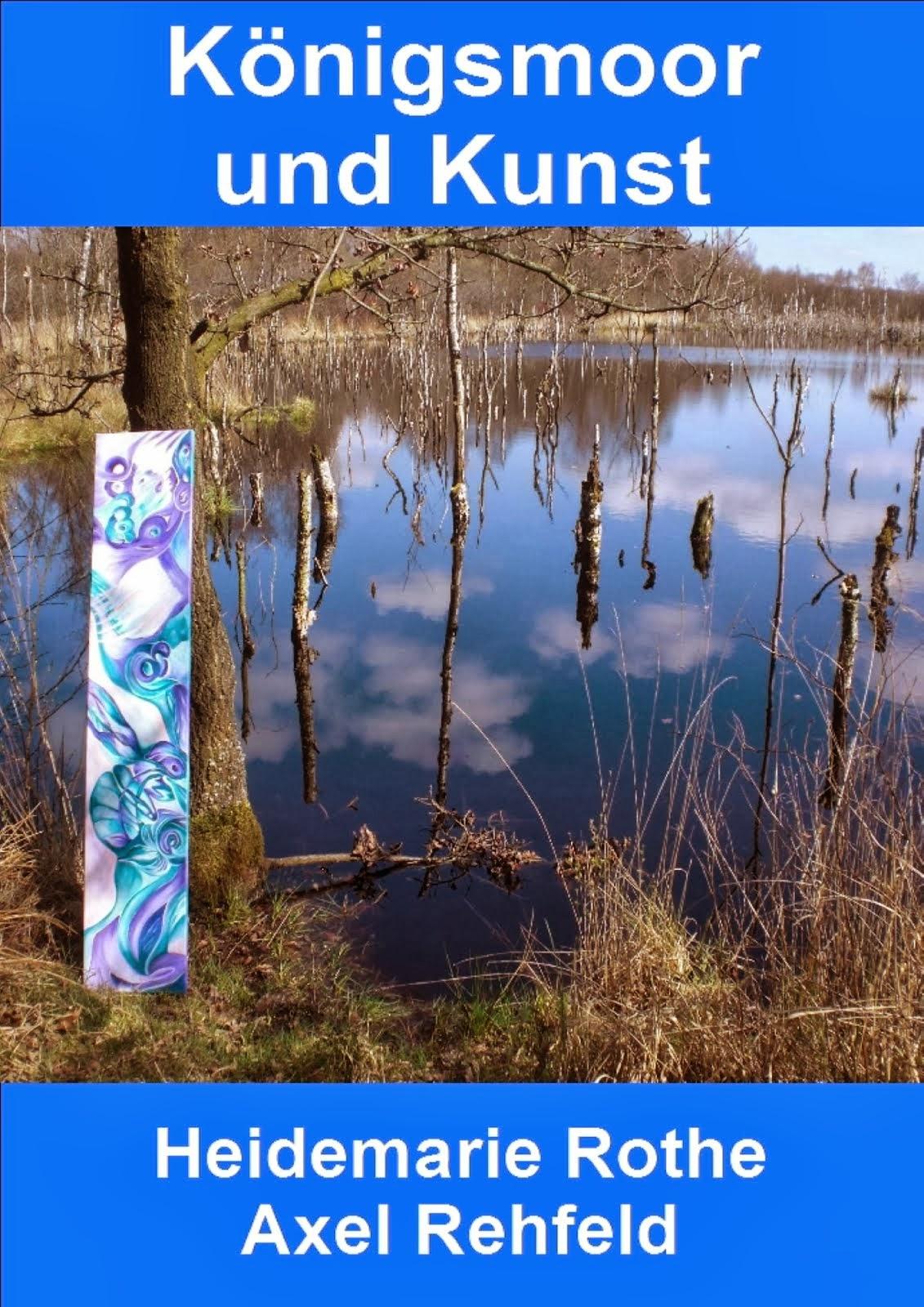 Buch/ebook Königsmoor und Kunst