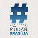 Curta #VamosMudarBrasilia