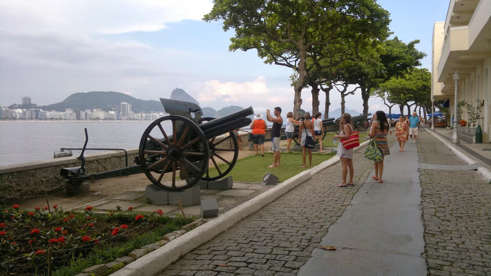 Forte de Copacabana, Rio de Janeiro
