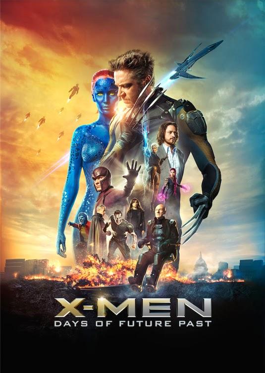 X-Men: Dias de um Futuro Esquecido Xxx