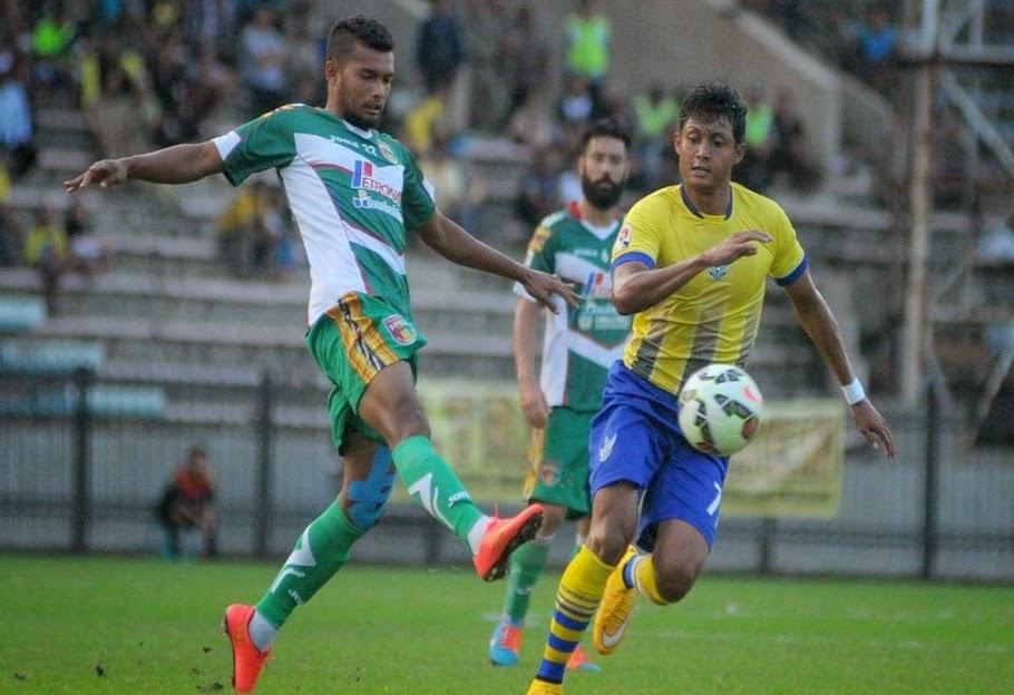 Gresik United Tundukkan Mitra Kukar 3-2