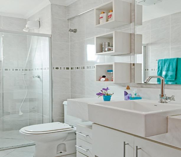 Marcenaria Personalizada Você Também Pode Ter Banheiro Pequeno Dicas de Deco -> Decoracao Em Banheiro Pequeno