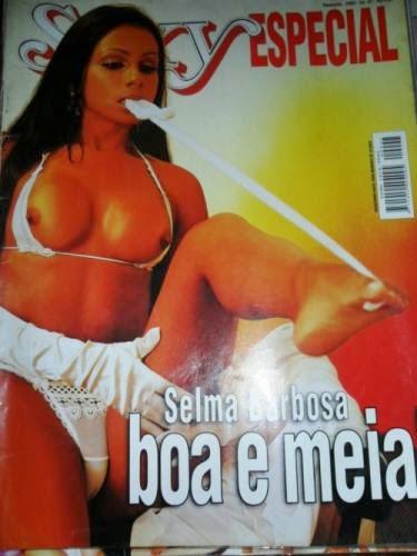 Selma Barbosa - Sexy Especial 2002