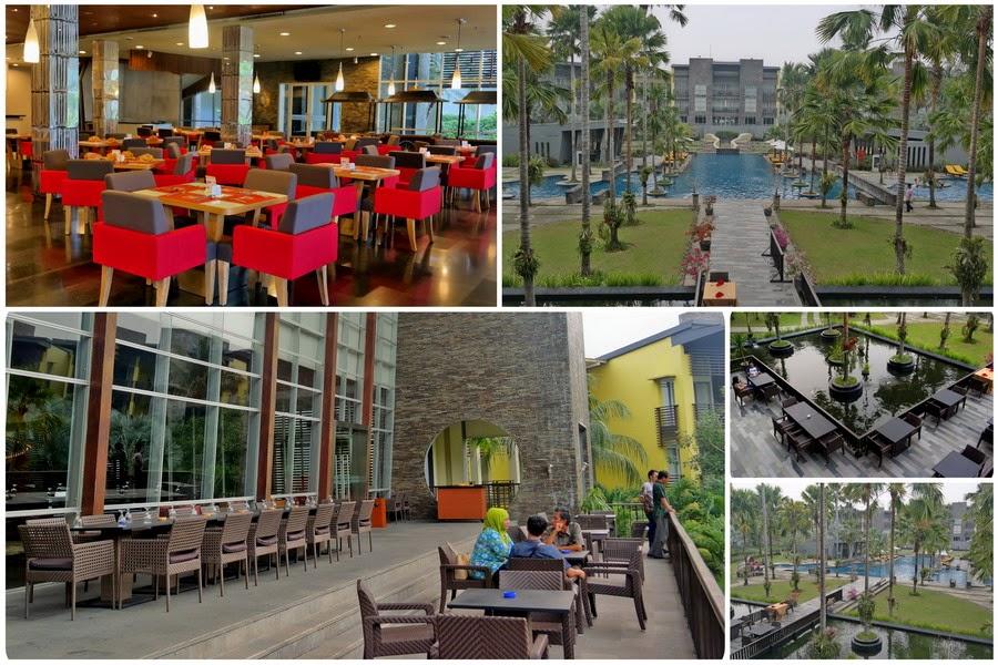 Restoran Novotel Palembang