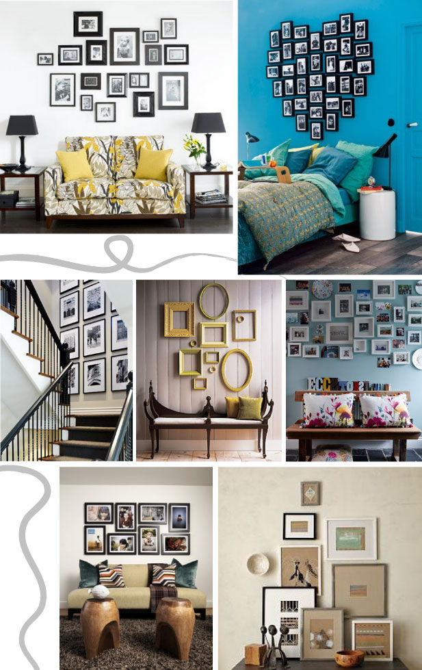 Design World Yay Or Nay Picture Frame Decorating