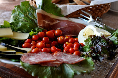Breakfast at Borgo Argenina - Gaiole in Chianti, Italy | Taste As You Go