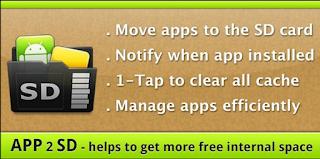 AppMgr Pro III (App 2 SD) v3.83 APK