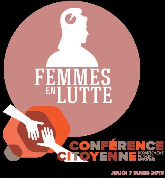 """Conférence Citoyenne """"Femmes en lutte, luttes des femmes"""""""