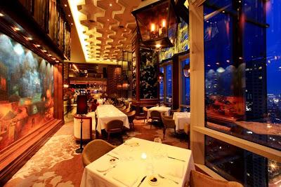Gaia Restaurant Jakarta 1